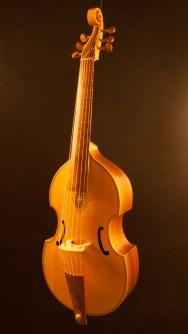 Bass viol after Henry Jaye