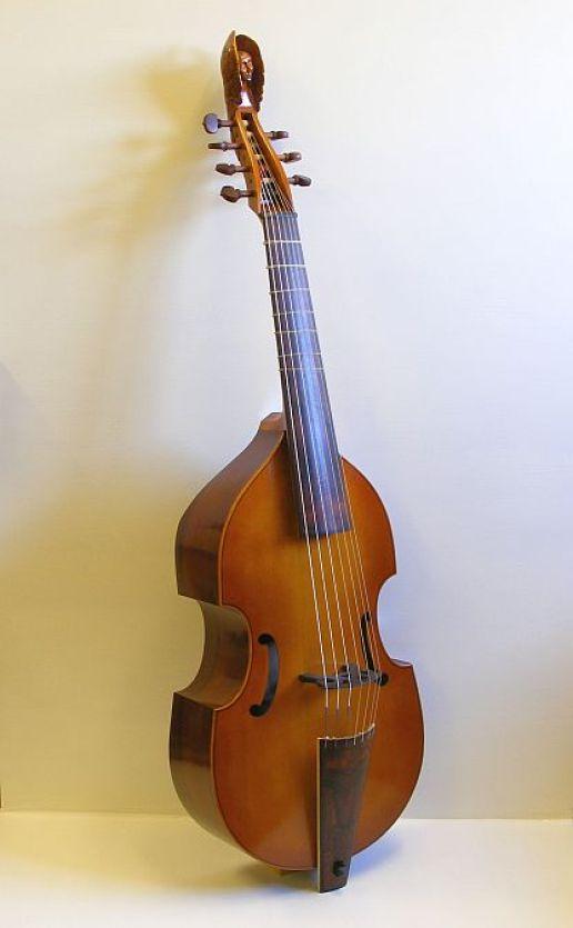 Bass viol 7 strings