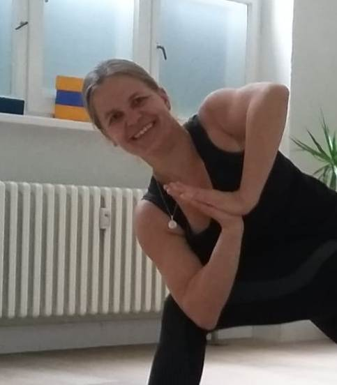 Neu im Team - Yoga mit Bea