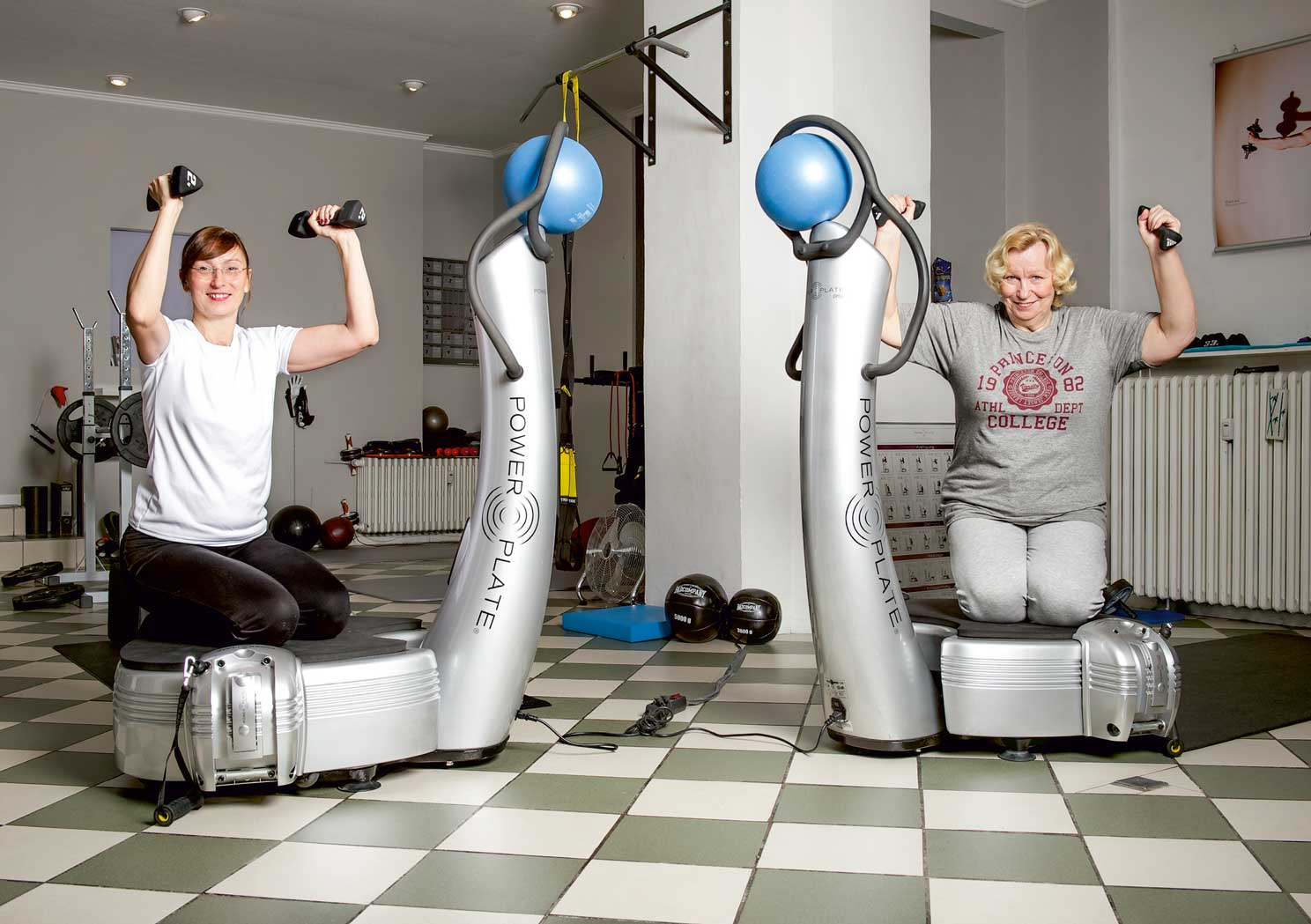 home - Power Plate