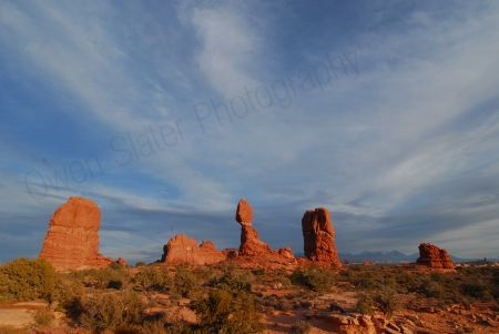 balanced-rock-and-clouds