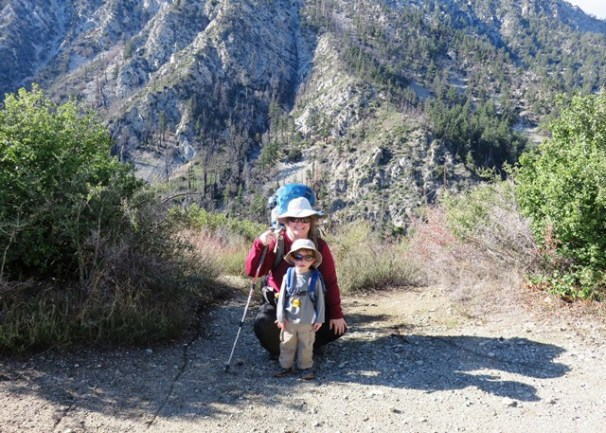 Carol Underhill and her son explore our nation's natural treasures nearly every week!