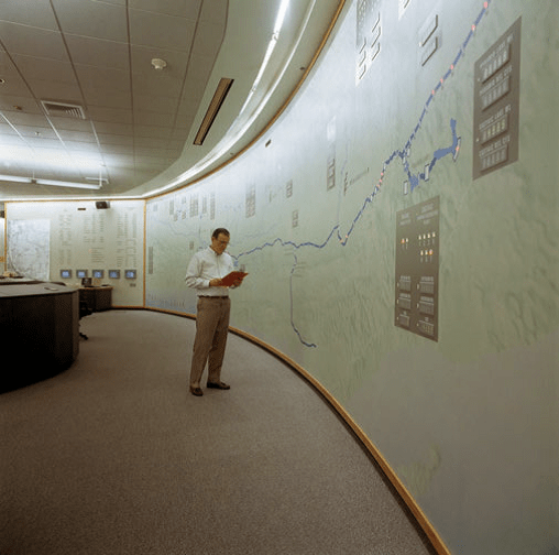 MapBoard Project Operations Center