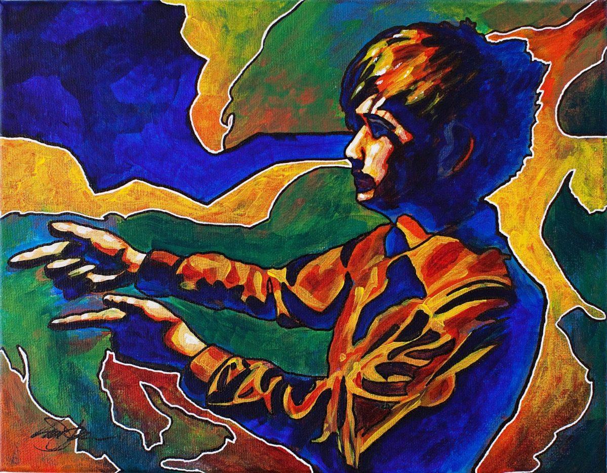 Owen York Art - Recognition