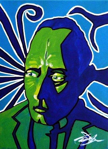 The Curator -- Owen York Art