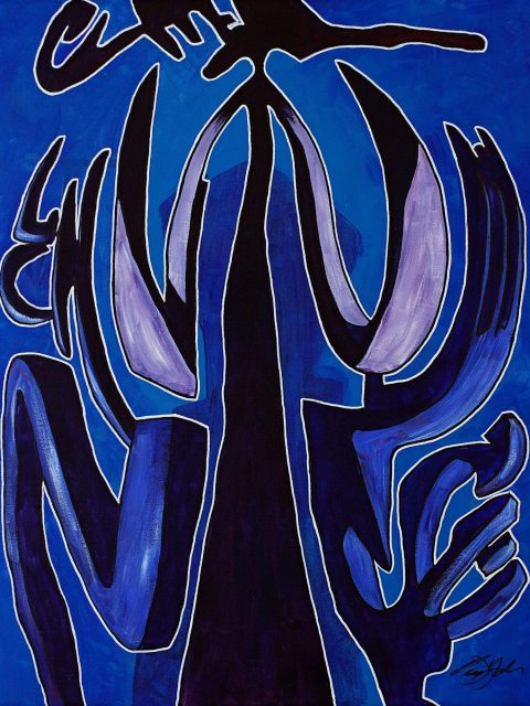 Owen York Art - The Scales