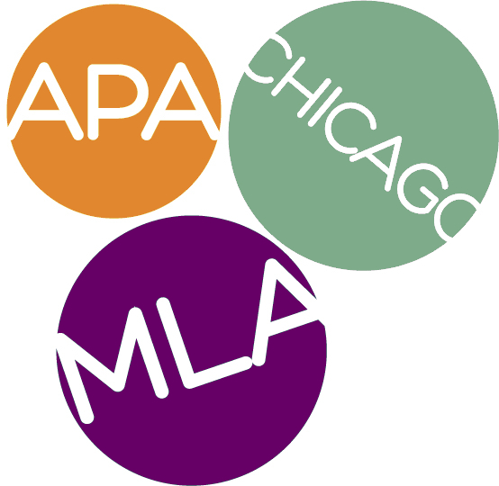 APA, MLA, and Chicago styles - Yay!