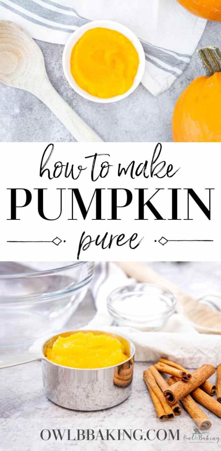How to Make Sugar Pumpkin Puree