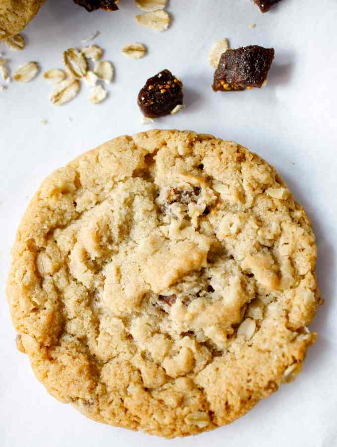Easy oatmeal fig cookie recipe