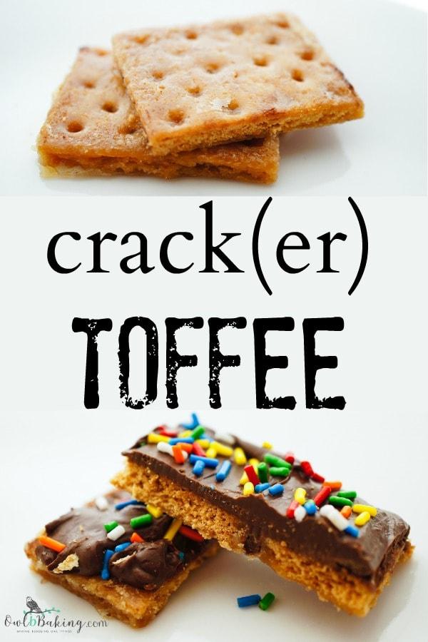 Cracker Toffee