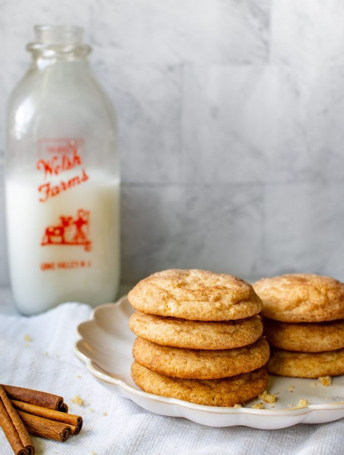 Snickerdoodle cookies recipe