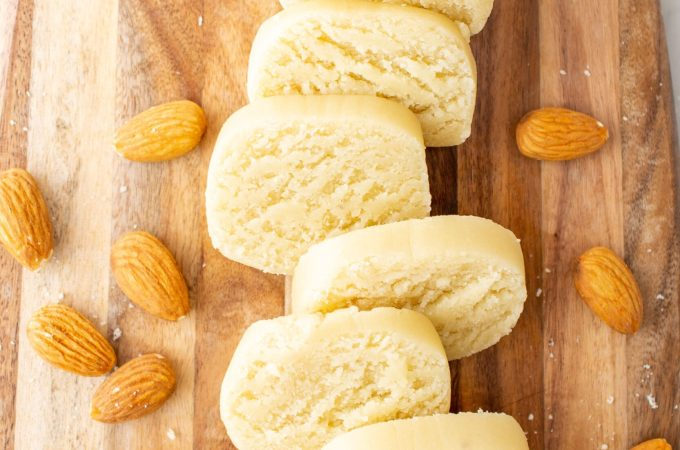 How to make almond paste 3