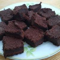 Sie funktionieren wirklich Brownies mit nur 2 Zutaten aus dem Dutch Oven