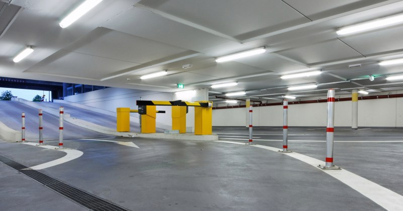 Owled led Car Park Lighting