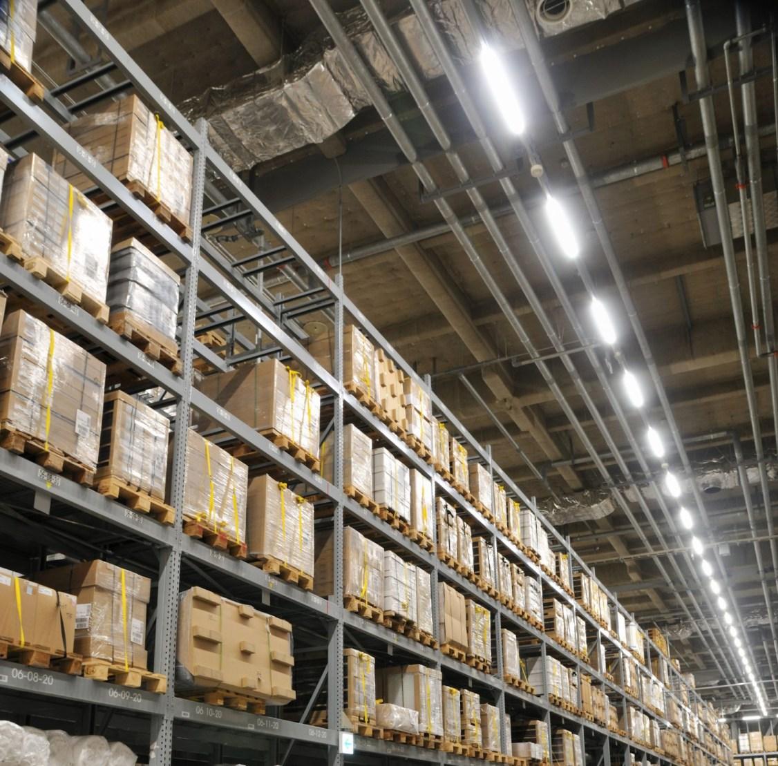 Owled Warehouse LED Lighting