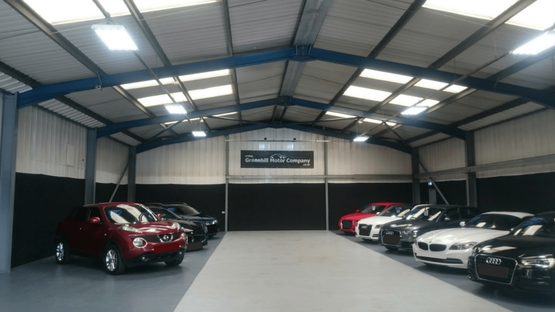 Owled's case study of Greenhill Motors