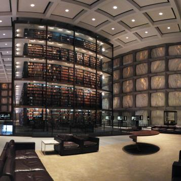 Beinecke Rare Book & Manuscript Library, Yale