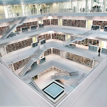 City Library, Stuttgart