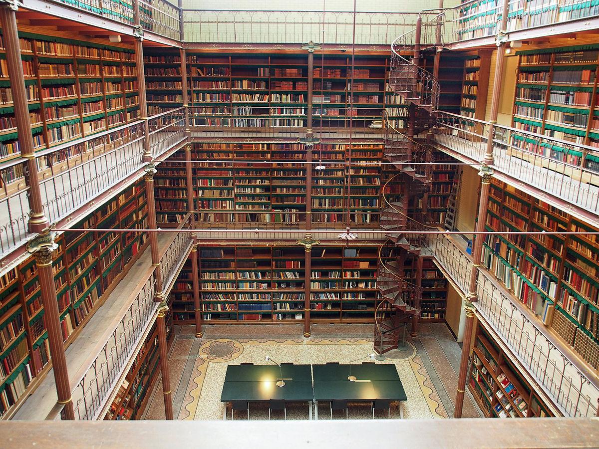 Rijksmuseum Research Library, Amsterdam