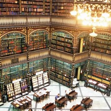 Royal Portuguese Reading Room, Rio de Janeiro
