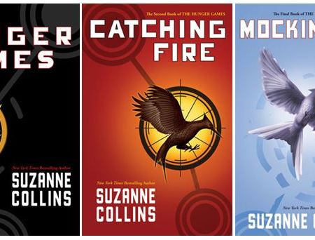 The Hunger Games - Suzanne Collins 3