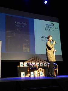 Fintro Literatuurprijs - The shortlist 1
