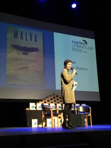 Fintro Literatuurprijs - The shortlist 5