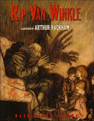 Rip Van Winkle - Washington Irving 3