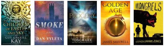 New releases: May 2016 - fantasy 1