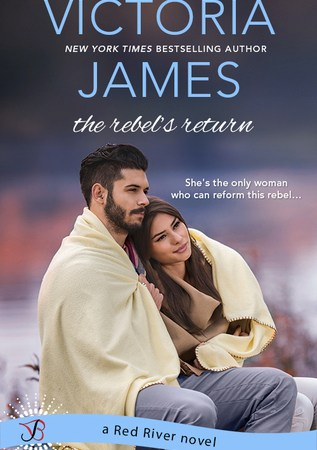 The Rebel's Return - Victoria James 30