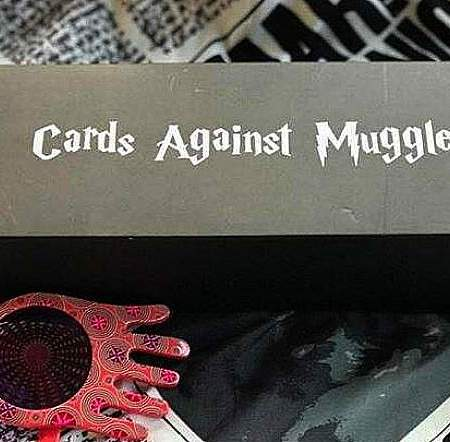 Cards Against Muggles 30