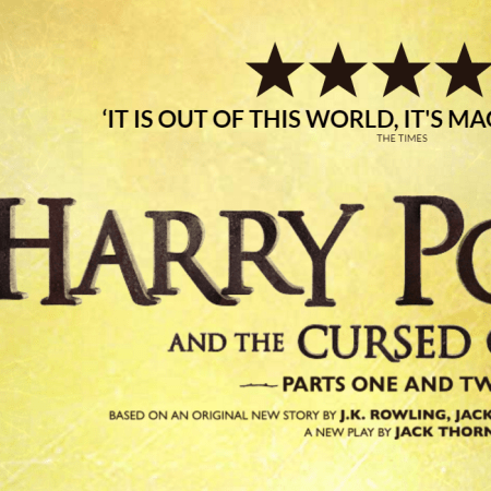 Harry Potter and the Cursed Child on Broadway 6