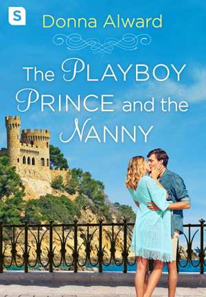 The Playboy Prince and the Nanny - Donna Alward 33