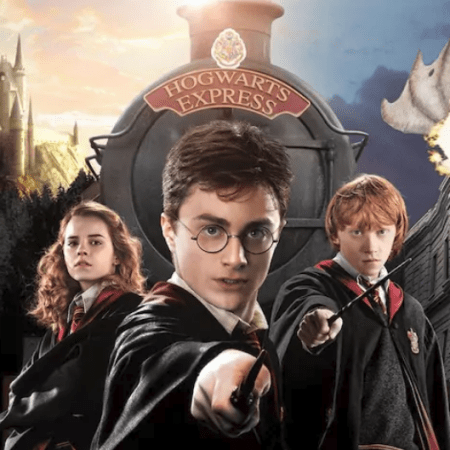 The Wizarding World of Harry Potter 12