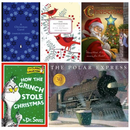 My top 5 favourite Christmas books 6