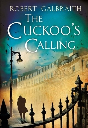 The Cuckoo's Calling - Robert Galbraith 15