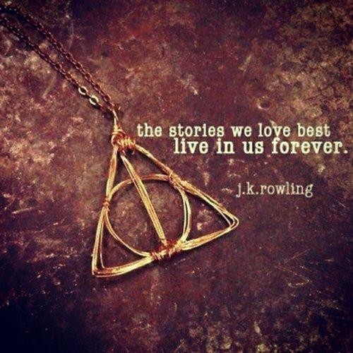More Harry Potter fandom love 1