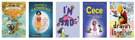 New releases: June 2018 - children's literature 3