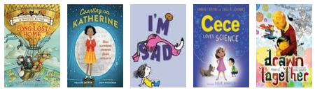 New releases: June 2018 - children's literature 3