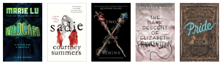new releases young adult september 2018