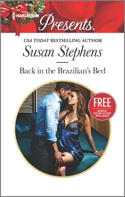 Susan Stephens - Back in the Brazilian's Bed