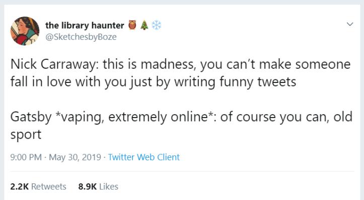 The best bookish tweets of June 2019 2