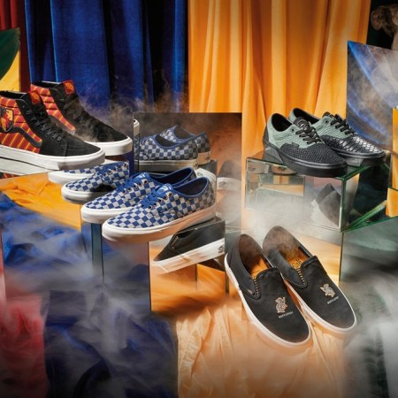 Vans shoes meet Harry Potter 12