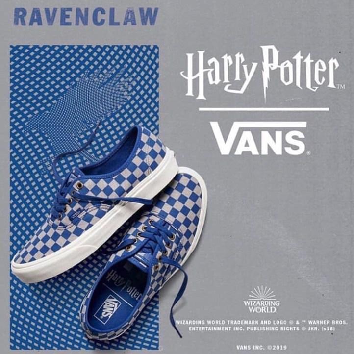 Vans shoes meet Harry Potter 5