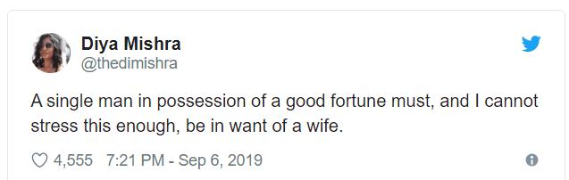 Literary jokes from Twitter 6