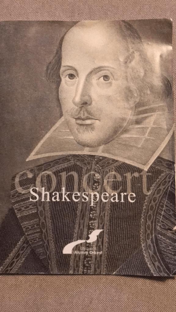 Shakespeare in concert