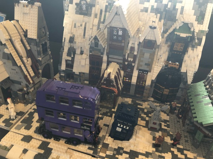 FACTS Expo Lego Grimmauld Place Harry Potter
