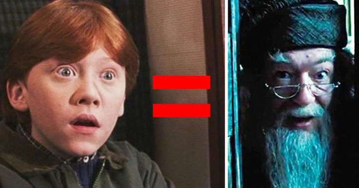 Crazy Harry Potter fan theories 1