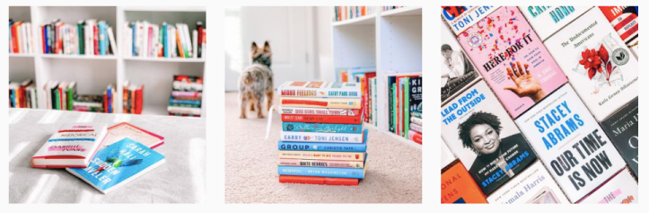 The best Instagram accounts for booklovers 6