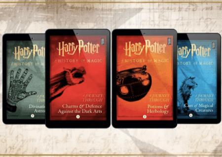 Harry Potter a journey ebooks